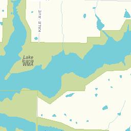 Lake Icaria Iowa DNR