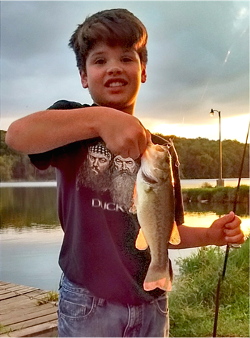 Dylan's Largemouth Bass