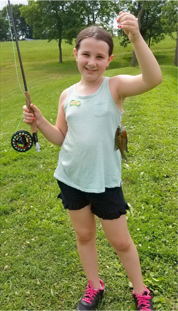 Gianna's Bluegill