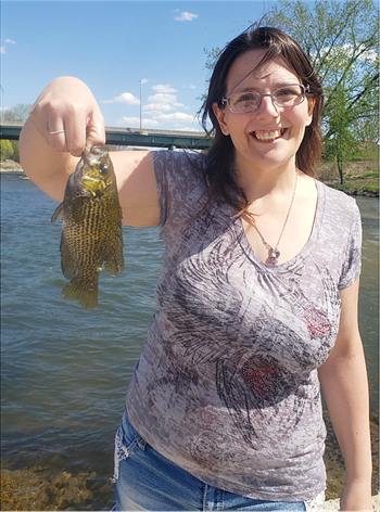 TRACY WINKELPLECK's Rock Bass