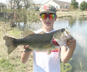 Jacob Schlee's Largemouth Bass